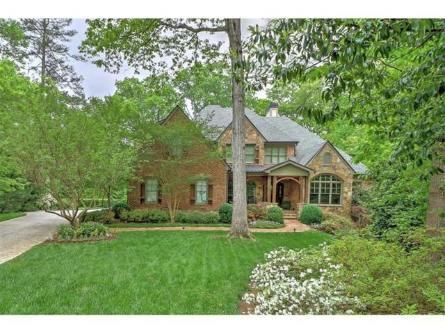 3424 Breton Court NE, Brookhaven, GA 30319 (MLS #5836019) :: North Atlanta Home Team