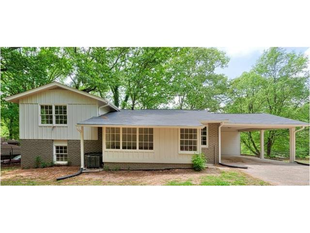 2550 Dawn Drive, Decatur, GA 30032 (MLS #5836374) :: North Atlanta Home Team