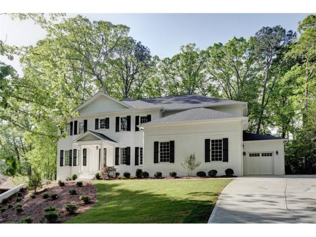485 Franklin Road, Sandy Springs, GA 30342 (MLS #5836785) :: North Atlanta Home Team