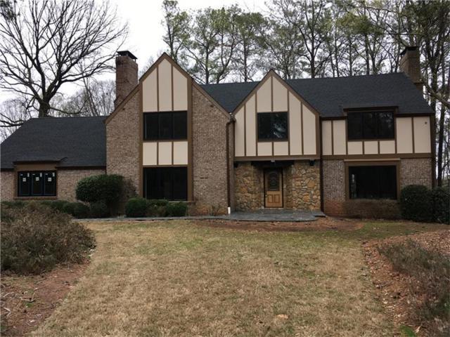 565 Valley Hall Drive, Sandy Springs, GA 30350 (MLS #5836812) :: North Atlanta Home Team