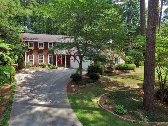 620 Hunters Branch Lane, Sandy Springs, GA 30328 (MLS #5837044) :: North Atlanta Home Team
