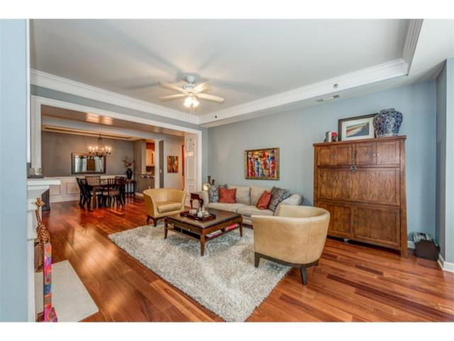 850 Piedmont Avenue NE #2405, Atlanta, GA 30308 (MLS #5837133) :: North Atlanta Home Team