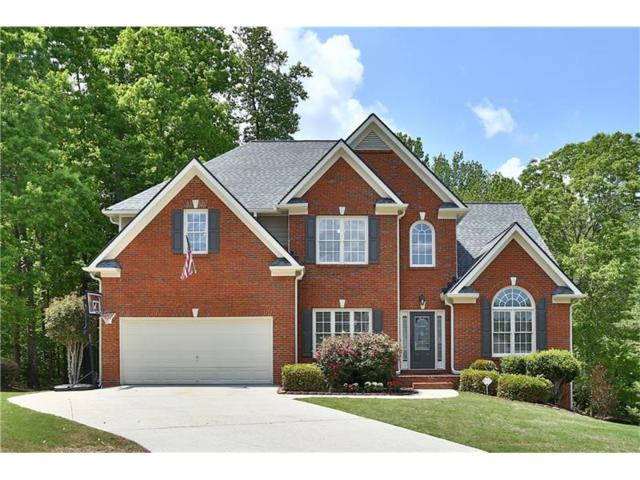 1818 Gold Finch Way, Lawrenceville, GA 30043 (MLS #5837292) :: North Atlanta Home Team