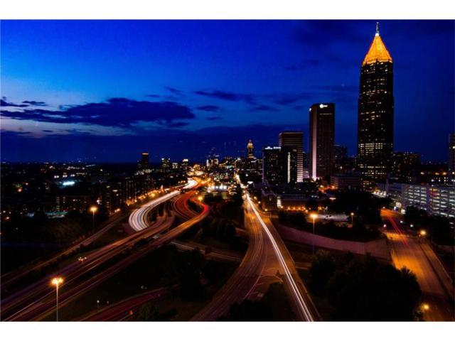 45 Ivan Allen Jr Boulevard #1802, Atlanta, GA 30308 (MLS #5837343) :: North Atlanta Home Team