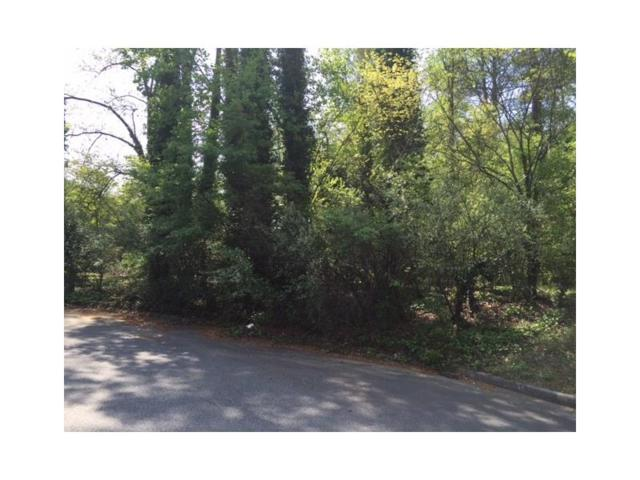 Lot 6 West Northway Lane NE, Sandy Springs, GA 30342 (MLS #5837477) :: North Atlanta Home Team