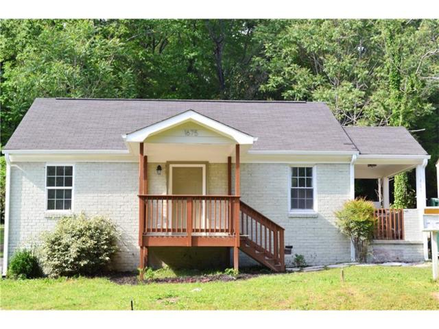 1675 Derry Avenue SW, Atlanta, GA 30310 (MLS #5837959) :: North Atlanta Home Team