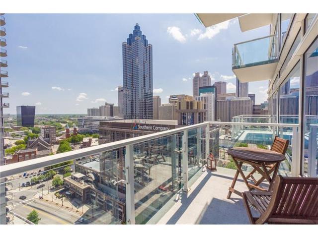 45 Ivan Allen Jr Boulevard NW #2108, Atlanta, GA 30308 (MLS #5838014) :: North Atlanta Home Team