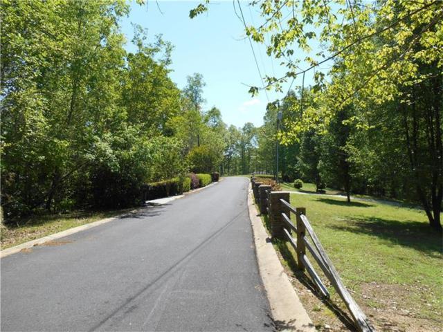 0 Fredericks Cove, Dawsonville, GA 30534 (MLS #5838194) :: North Atlanta Home Team