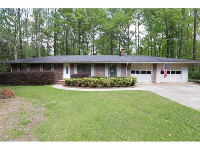 225 Rosewood Drive, Fayetteville, GA 30214 (MLS #5838233) :: North Atlanta Home Team