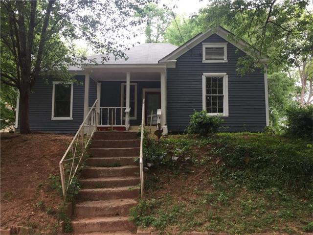 257 Hendrix Avenue SW, Atlanta, GA 30315 (MLS #5838669) :: North Atlanta Home Team