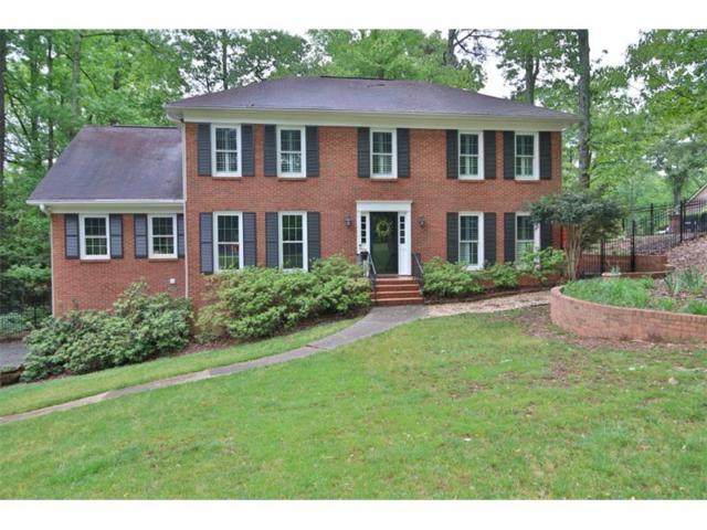105 Catina Court, Atlanta, GA 30328 (MLS #5838785) :: North Atlanta Home Team