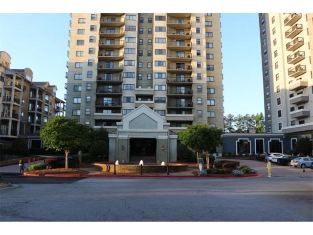 795 Hammond Drive #1001, Atlanta, GA 30328 (MLS #5838821) :: North Atlanta Home Team