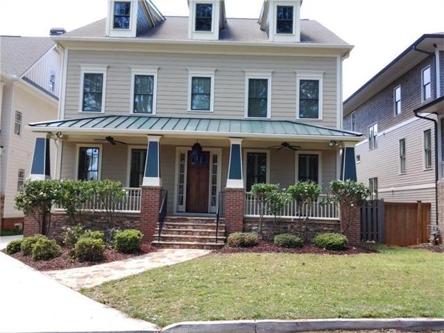 4256 Weaver Street SE, Smyrna, GA 30080 (MLS #5838916) :: North Atlanta Home Team
