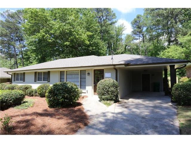 2021 Drew Valley Road NE, Brookhaven, GA 30319 (MLS #5839165) :: North Atlanta Home Team