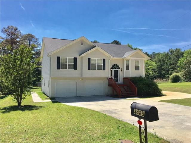 3485 Lake Carlton Road, Loganville, GA 30052 (MLS #5839256) :: North Atlanta Home Team