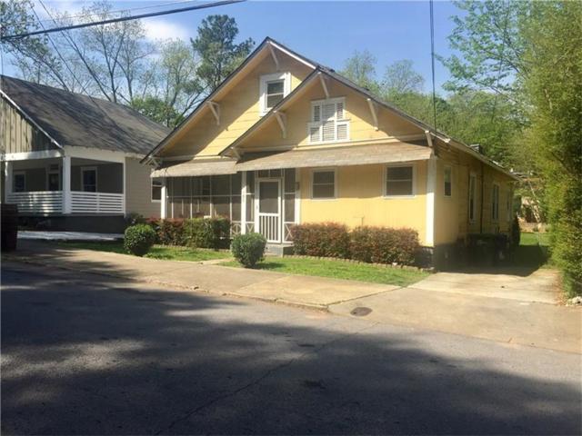 139 Walthall Street SE, Atlanta, GA 30316 (MLS #5839622) :: North Atlanta Home Team