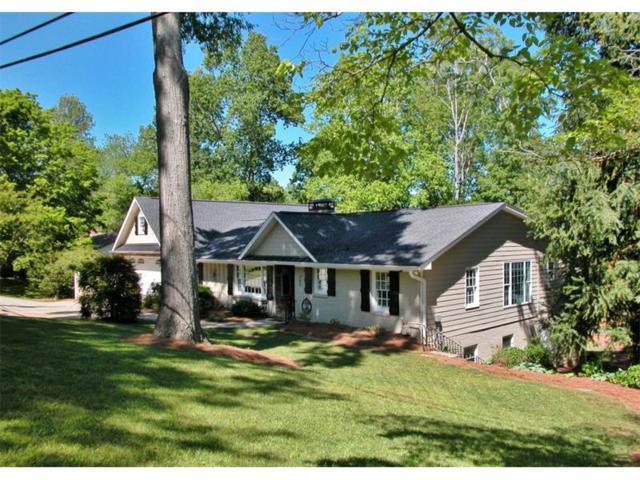 960 Chattahoochee Drive, Gainesville, GA 30501 (MLS #5839725) :: North Atlanta Home Team