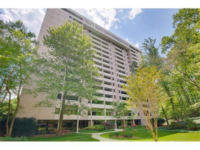 3530 Piedmont Road NE 10E, Atlanta, GA 30305 (MLS #5839798) :: North Atlanta Home Team