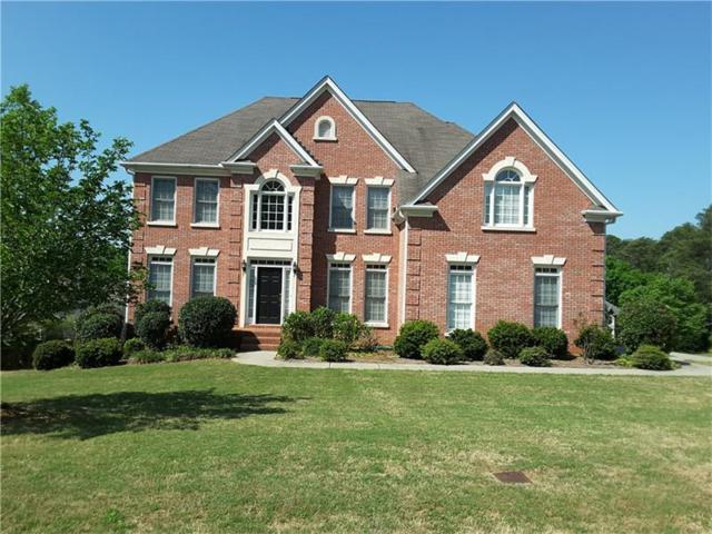 525 Kenion Forest Way, Lilburn, GA 30047 (MLS #5839858) :: North Atlanta Home Team