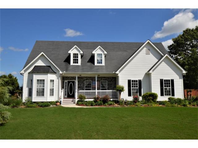 20 Red Fox Trail, Euharlee, GA 30145 (MLS #5839883) :: North Atlanta Home Team