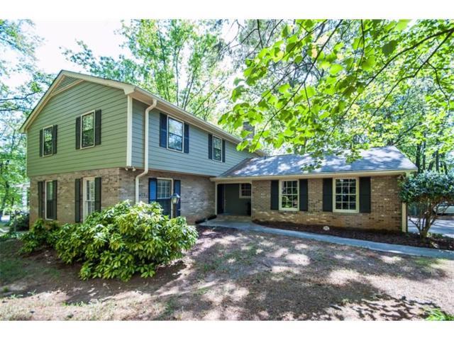 2287 N Peachtree Court, Dunwoody, GA 30338 (MLS #5839886) :: North Atlanta Home Team