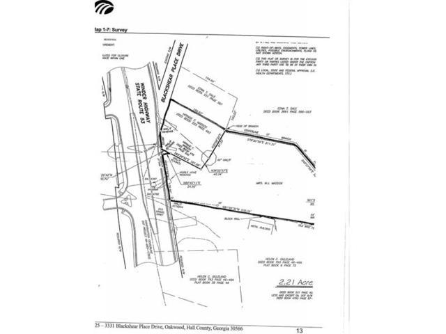 3331 Blackshear Place Drive Winder Highway, Flowery Branch, GA 30542 (MLS #5840042) :: North Atlanta Home Team