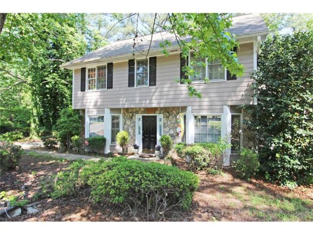 1200 Mitsy Forest Drive, Marietta, GA 30068 (MLS #5840233) :: North Atlanta Home Team