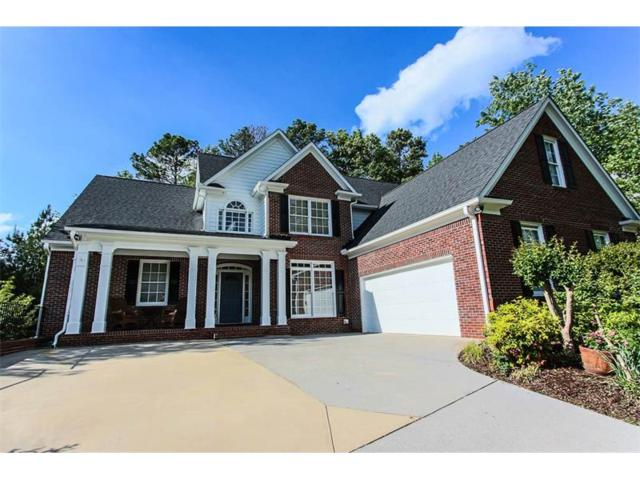 5220 Yellowtail Lane, Kennesaw, GA 30152 (MLS #5840323) :: North Atlanta Home Team