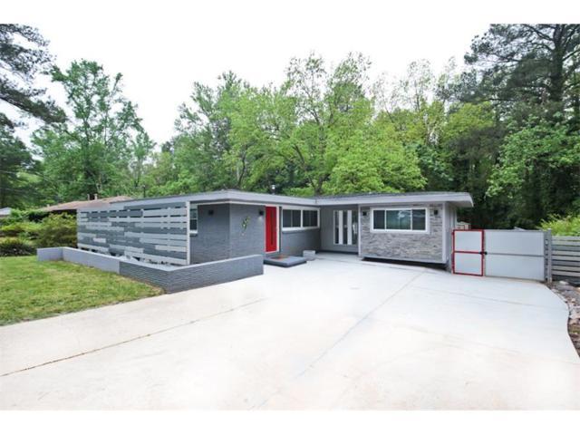 3249 Pinehill Drive, Decatur, GA 30032 (MLS #5840500) :: North Atlanta Home Team