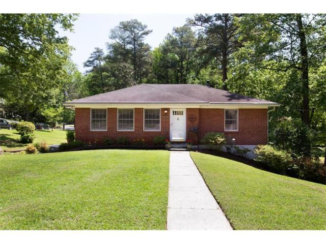 3529 Sexton Woods Drive, Chamblee, GA 30341 (MLS #5840503) :: North Atlanta Home Team