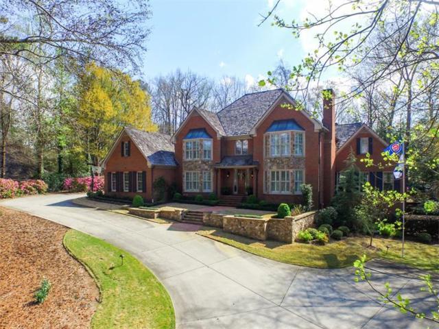8240 Habersham Waters Road, Sandy Springs, GA 30350 (MLS #5840683) :: North Atlanta Home Team
