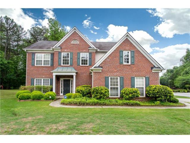 1637 Hampton Woods Way, Lawrenceville, GA 30043 (MLS #5840813) :: North Atlanta Home Team