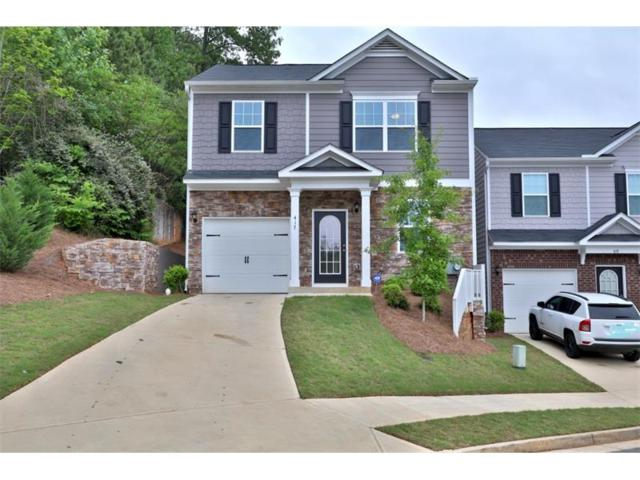 417 Village View, Woodstock, GA 30188 (MLS #5840830) :: North Atlanta Home Team
