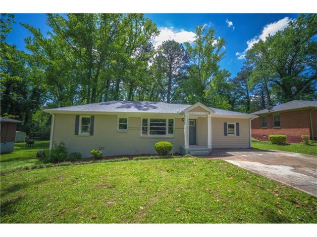 2519 Habersham Drive, Decatur, GA 30032 (MLS #5841092) :: North Atlanta Home Team