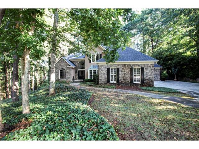 4656 Stepping Stone Lane NW, Kennesaw, GA 30152 (MLS #5841350) :: North Atlanta Home Team