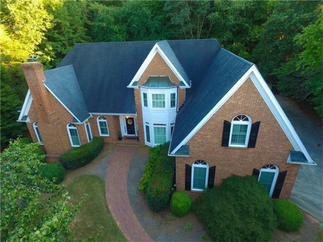 1777 Brandon Hall Drive, Sandy Springs, GA 30350 (MLS #5841366) :: North Atlanta Home Team