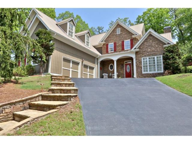 641 River Overlook Road, Dawsonville, GA 30534 (MLS #5841504) :: North Atlanta Home Team