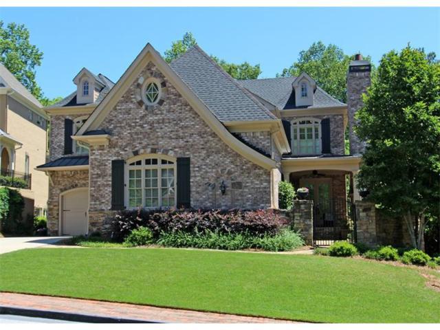1725 High Trail, Atlanta, GA 30339 (MLS #5841666) :: North Atlanta Home Team