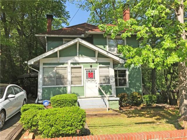 742 Charles Allen Drive NE, Atlanta, GA 30308 (MLS #5841801) :: The Hinsons - Mike Hinson & Harriet Hinson