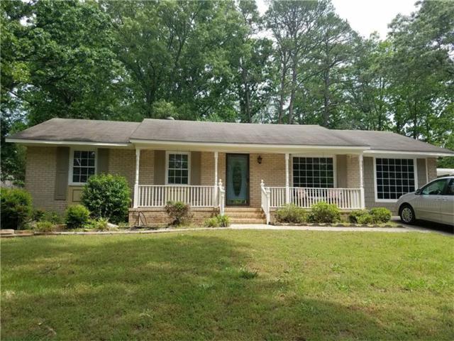 95 Johnson Circle, Cedartown, GA 30125 (MLS #5842391) :: North Atlanta Home Team