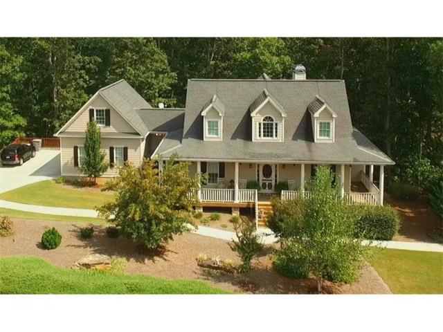 16 Teel Point, Cleveland, GA 30528 (MLS #5842558) :: North Atlanta Home Team