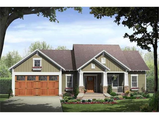 Lot 17 Edgehill Place, Jasper, GA 30143 (MLS #5842725) :: North Atlanta Home Team