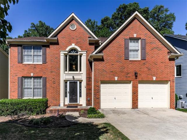 4161 Havenwood Court NW, Kennesaw, GA 30144 (MLS #5842786) :: North Atlanta Home Team