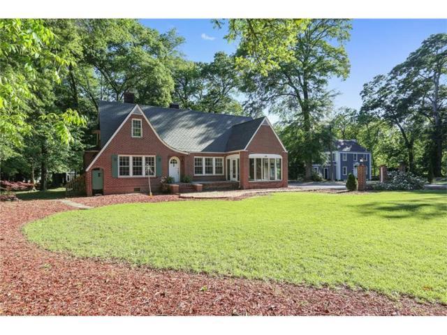 212 W Cherokee Avenue, Cartersville, GA 30120 (MLS #5842932) :: North Atlanta Home Team