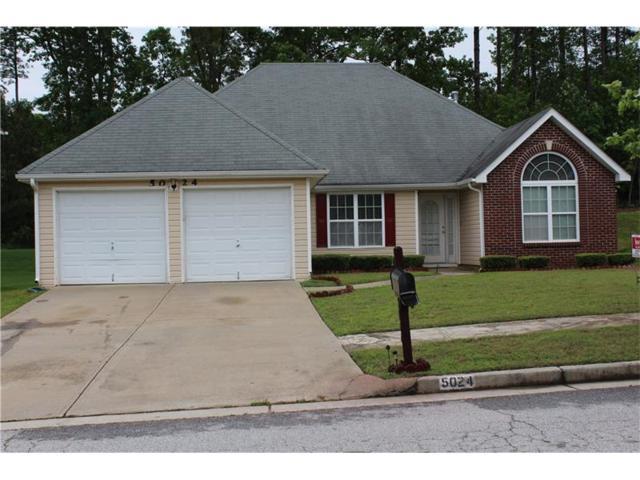 5024 Michael Jay Street, Snellville, GA 30039 (MLS #5843041) :: North Atlanta Home Team