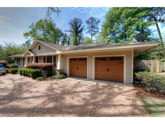 5178 Chamblee Dunwoody Road, Dunwoody, GA 30338 (MLS #5843287) :: North Atlanta Home Team