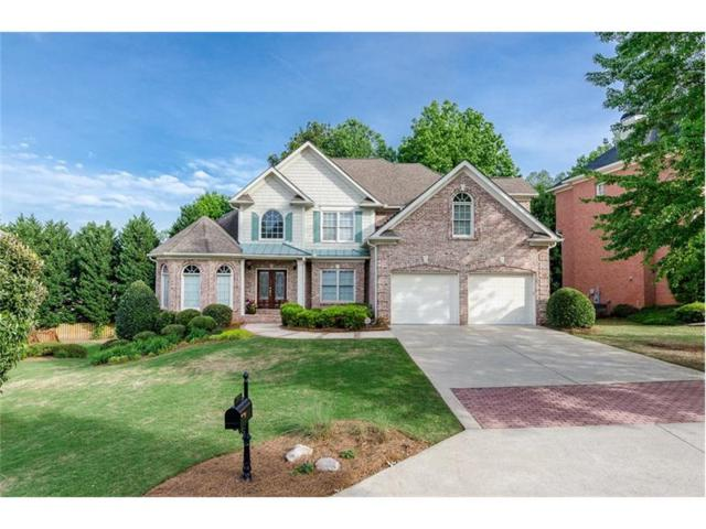 3706 Baccurate Way, Marietta, GA 30062 (MLS #5843375) :: North Atlanta Home Team