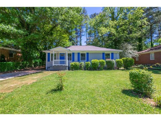 1539 Columbia Circle, Decatur, GA 30032 (MLS #5843381) :: North Atlanta Home Team