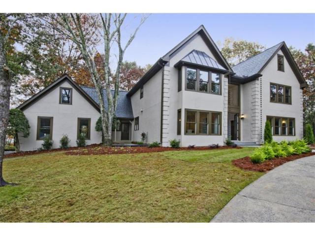 860 Waddington Court, Sandy Springs, GA 30350 (MLS #5843656) :: North Atlanta Home Team