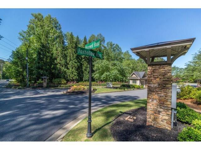 845 Foxhollow Run, Milton, GA 30004 (MLS #5843665) :: North Atlanta Home Team